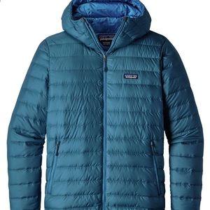 Patagonia down hoody puffer sweater coat
